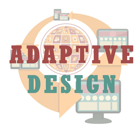 Создане сайтов для всех устройств - adaptive web design